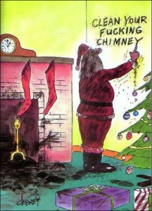 I need a clean chimney